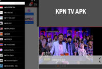 download kpn tv apk