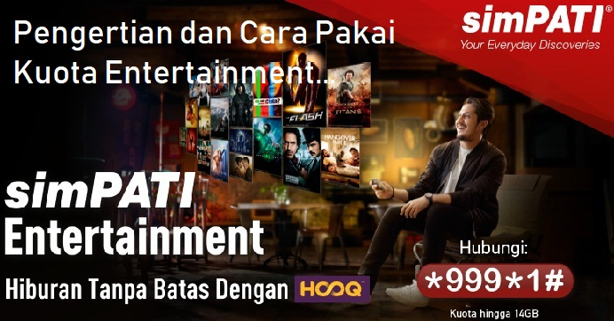 kuota entertainment telkomsel