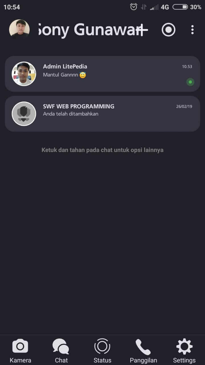 download rcyowhatsapp terbaru