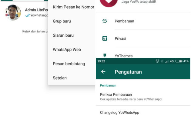 yowhatsapp update version download