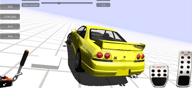 3d simulator mobil android