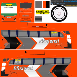 livery bussid hd