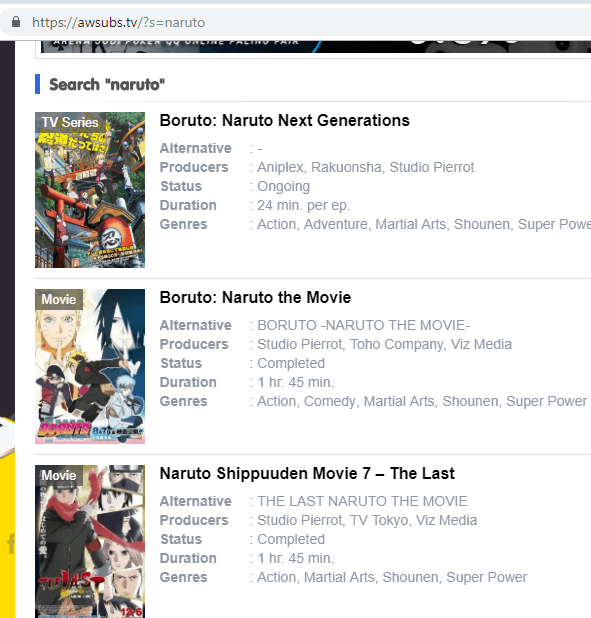 situs download film naruto sub indo