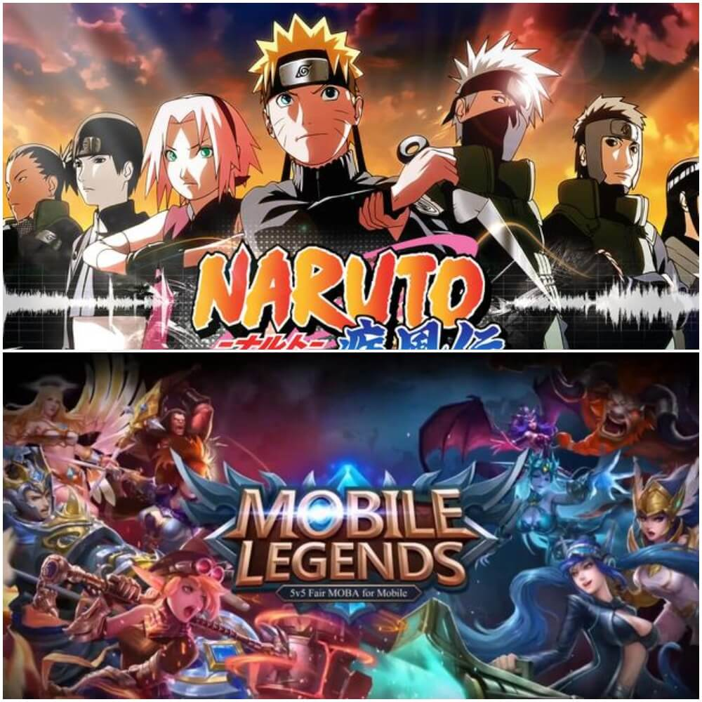 download naruto senki mod mobile legends