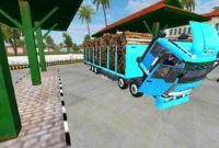 mod truck bussid fusso