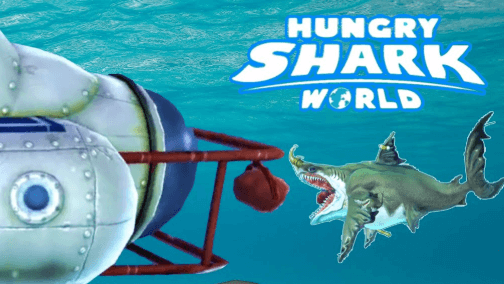 download hungry shark world mod apk