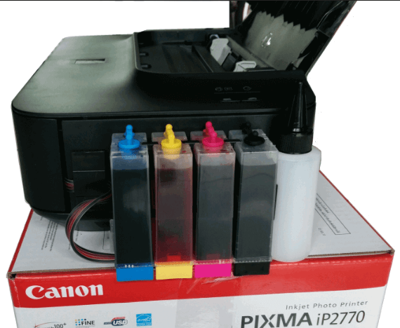merk tinta printer canon ip2770