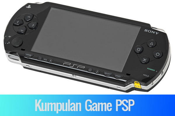 Download Kumpulan Game PSP ISO Ukuran Kecil Gratis Full