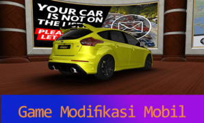 game modifikasi mobil android pc