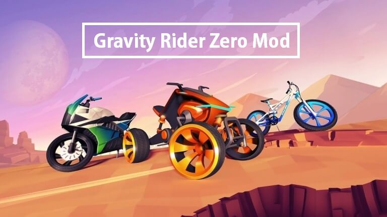 download gravity rider zero mod apk