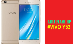 cara flash vivo y53 1606