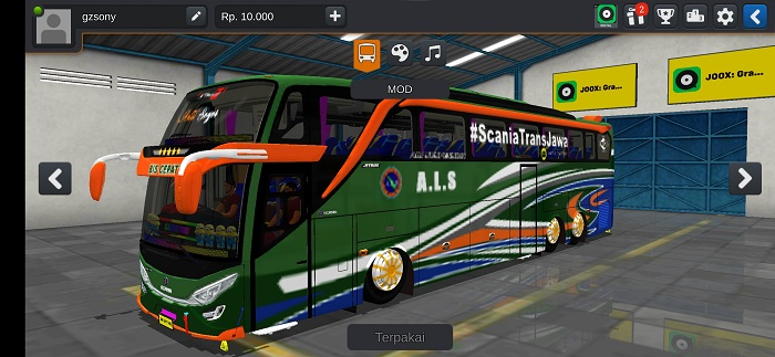 livery bussid bus als